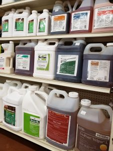 Herbicides/Insecticides