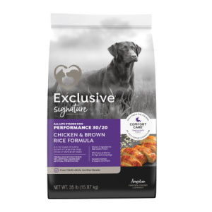 Exclusive Signature Performance 30/20 Chicken & Brown Rice Formula