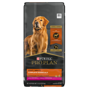 Purina Pro Plan Adult Shredded Lamb and Rice