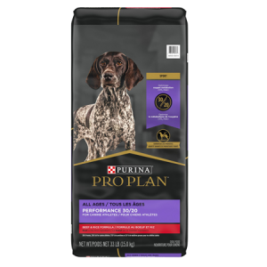 Purina Pro Plan All Life Stages Performance Dog Food
