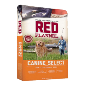 Red Flannel Dry Dog Food