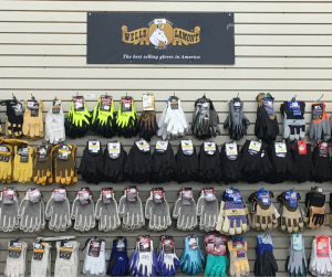 Work Gloves are 20% off in June at Berend Bros.