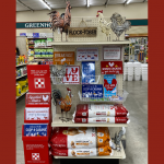 Flock-Tober® Savings and Free Coop Signs at Berend Bros.