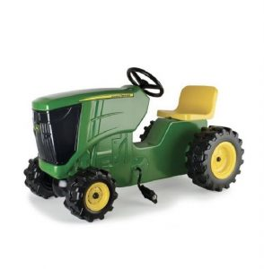 John Deere Pedal Tractors are 15% off in December 2020 at Berend Bros in Bowie, Texas.