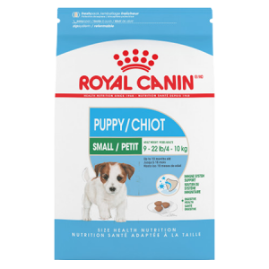 Royal Canin Small Puppy Dry Dog Food 30-lb Bag
