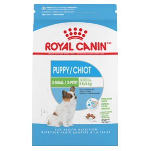 Royal Canin X-Small Puppy Dry Dog Food 30-lb Bag