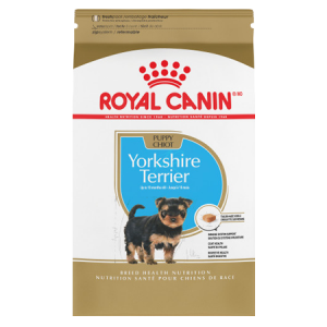 Royal Canin Yorkshire Terrier Puppy Dry Dog Food 10-lb Bag