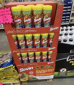 """Turn your garden into a """"plants-only"""" party with Sevin Insect Killer at Berend Bros.Save 15% off SEVIN Insect Killer July 1 - July 31, 2021."""